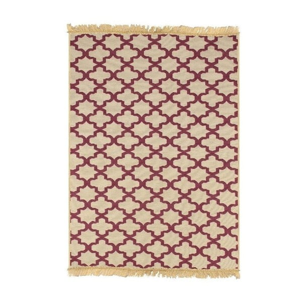 Tee piros szőnyeg, 60 x 90 cm - Ya Rugs