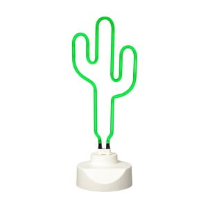 Veioză neon Le Studio Cactus Neon