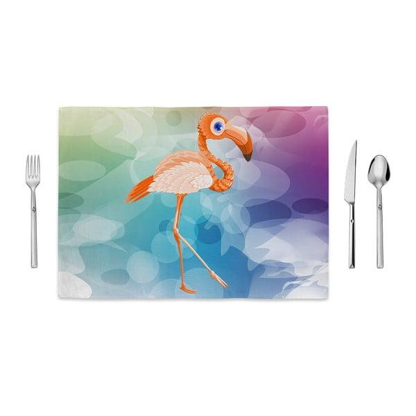 Prostírání Home de Bleu Baby Flamingo, 35x49cm