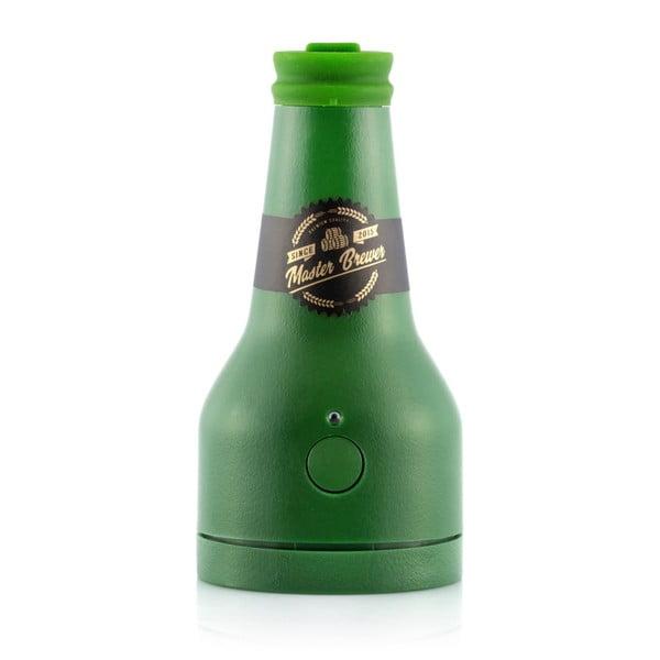 Zelený ultrazvukový penič piva Innovagoods Master Brewer