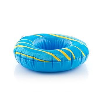 Suport gonflabil pentru doze băuturi InnovaGoods Donut imagine