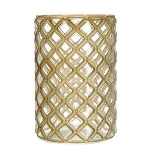 Svícen Cylinder Glass, 11x20 cm