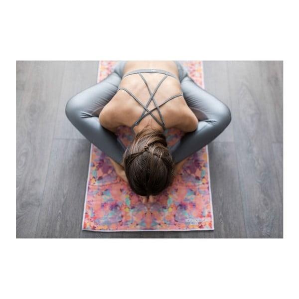 Podložka na jógu Yoga Design Lab Commuter Garnet, 1,3kg