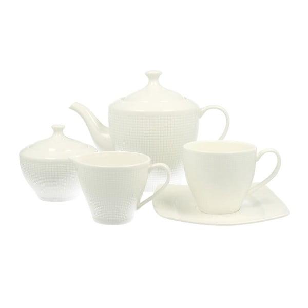 Porcelánový kávový set 15 kusů Duo Gift Beta