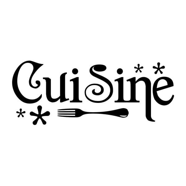 Samolepka Ambiance Design Cuisine
