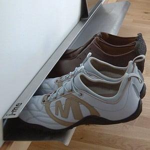 Police na boty J-ME Shoe Rack nerez, 70 cm