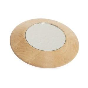 Oglindă cu suport, lemn de mesteacăn Iris Hantverk