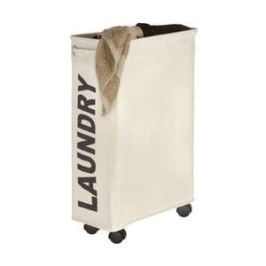 Béžový koš na prádlo Wenko Corno, 44,4 l