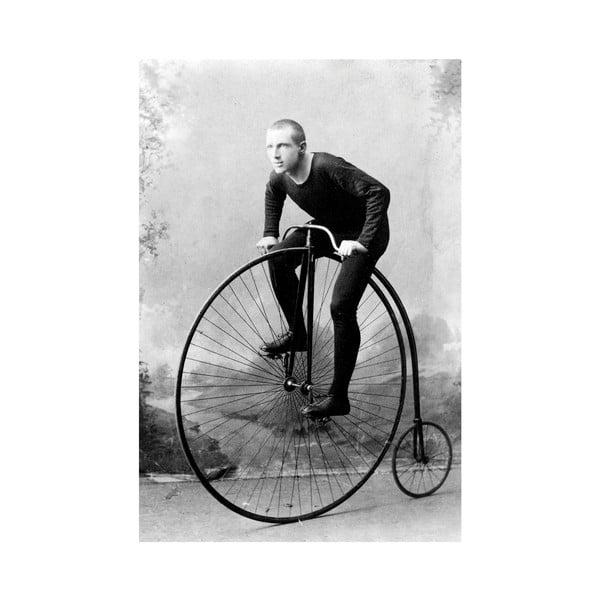 Fotoobraz Cyklista 90x60 cm