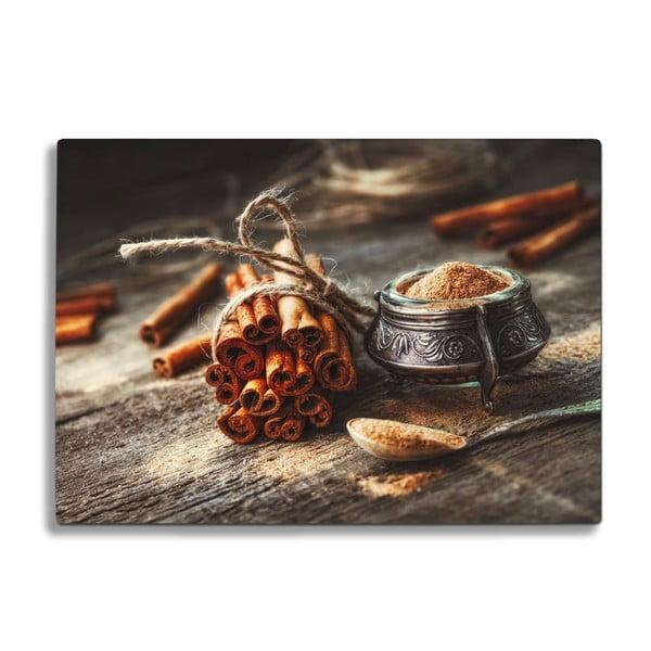 Cinnamon üveg vágódeszka - Insigne