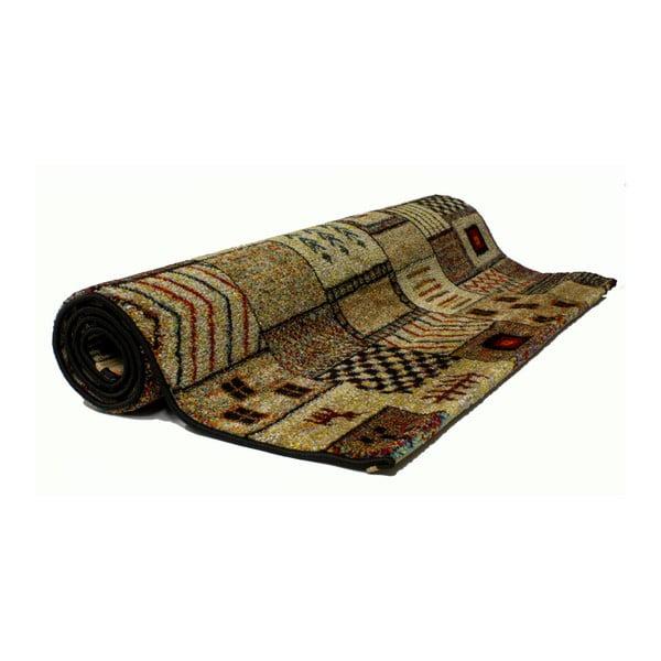Hnědobéžový koberec Universal Mitra Beige,120x170cm