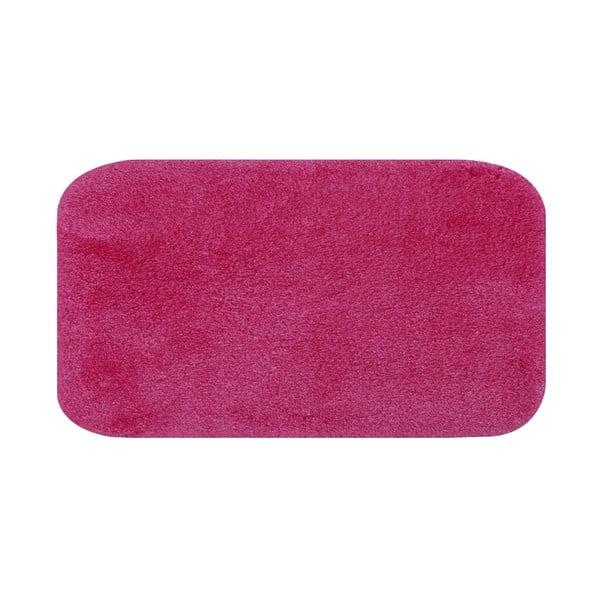 Bathmats Miami fukszia-rózsaszín fürdőszobai kilépő, 57 x 100 cm - Confetti
