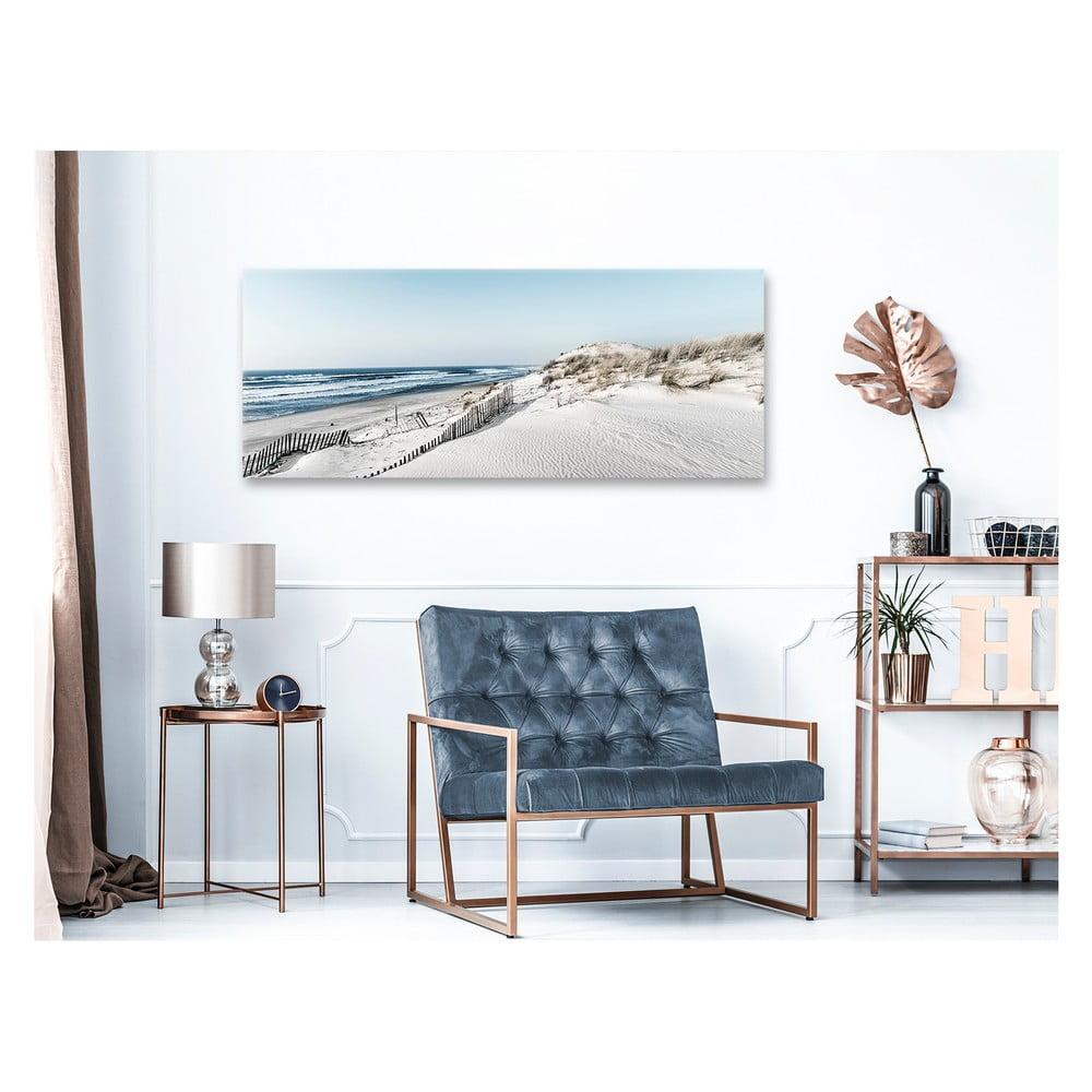 Produktové foto Obraz na plátně Styler Beach, 150 x 60 cm