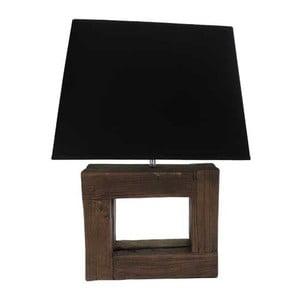 Stolní lampa Wood Bianco