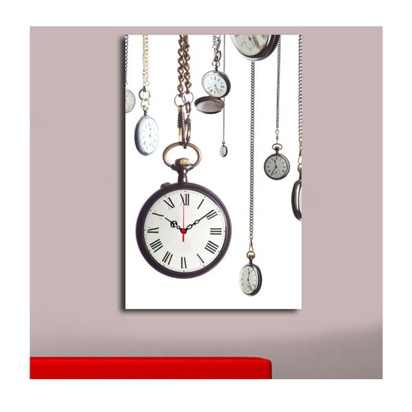 Ceas cu imagine Kapesní hodinky, 45 x 70 cm