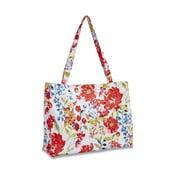 Plátěná taška Cooksmart England Floral Romance Shopping