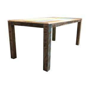 Jídelní stůl z exotických dřev Støraa Avila,160x90cm