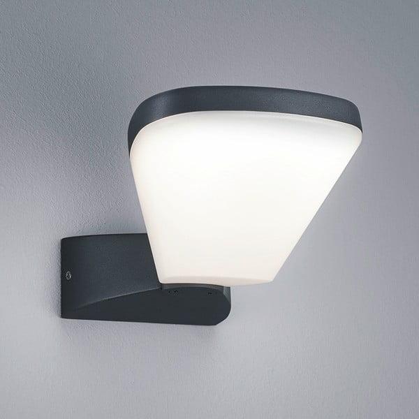 Venkovní nástěnné světlo Volturno Antracit, 13 cm