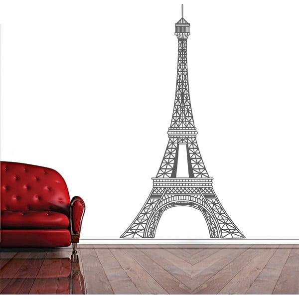 Dekorativní nástěnná samolepka Paris Amour
