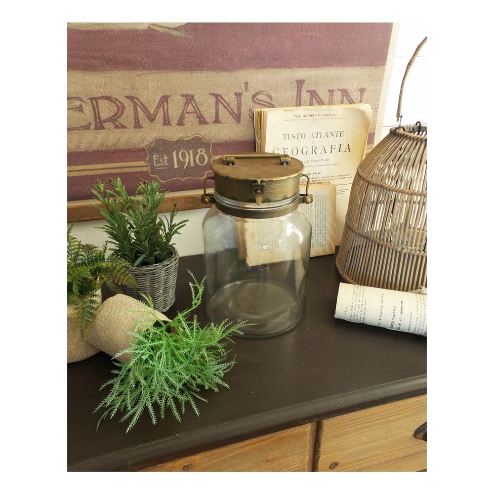 Sada 2 dóz s víkem Orchidea Milano Jars industrial, ⌀ 16 cm