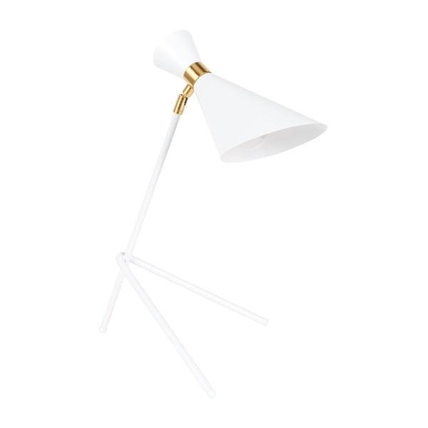 Bílá stolní lampa Zuiver Shady