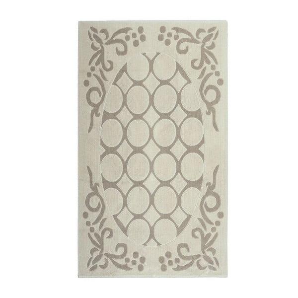 Bavlněný koberec Folayan 160x230 cm, krémový