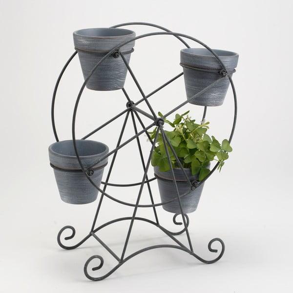 Kolo s květináči Wheel