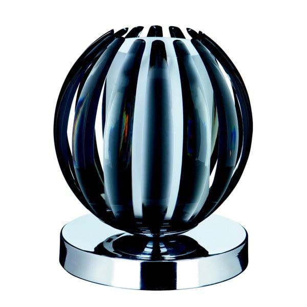 Dotyková stolní lampa Searchlight Touch, černá