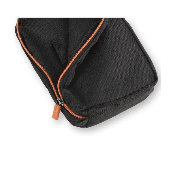 Černá univerzální kapsička Moleskine, 17x12cm