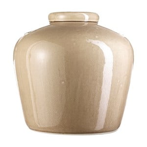 Béžová váza A Simple Mess Soedt