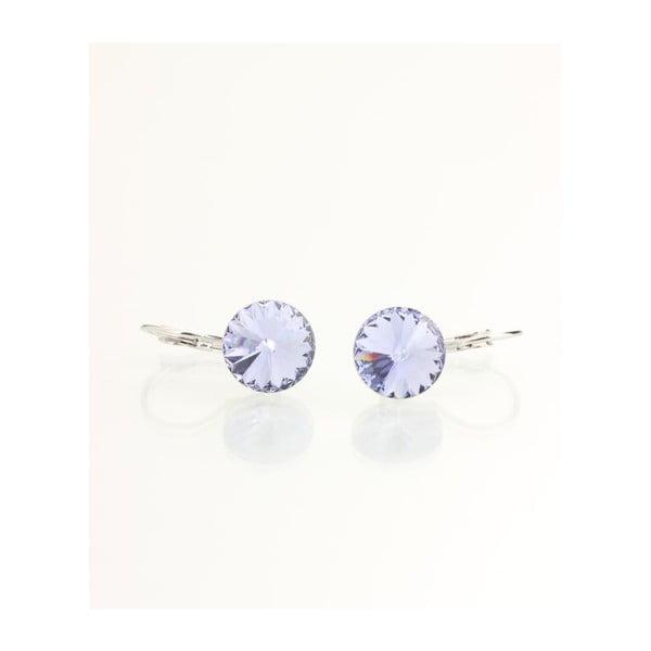 Náušnice Element Lavender, 12 mm