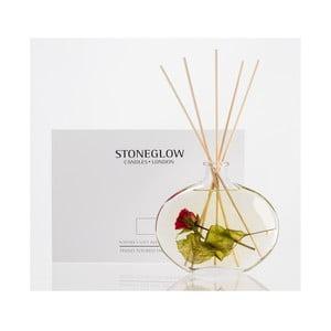 Difuzér s vůní červené růže Stoneglow