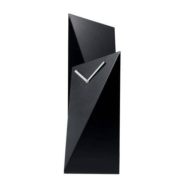 Stolní hodiny Clock 56 cm, černé