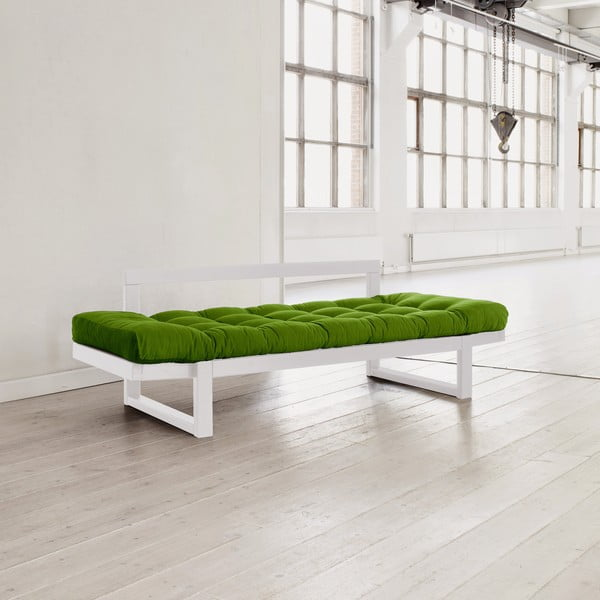 Pohovka Karup Edge White/Lime