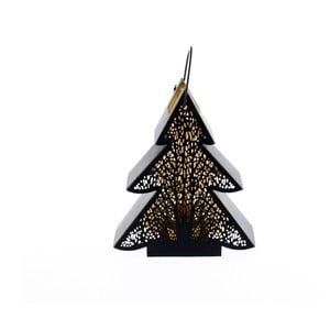 Kovová lucerna ve tvaru stromku Dakls