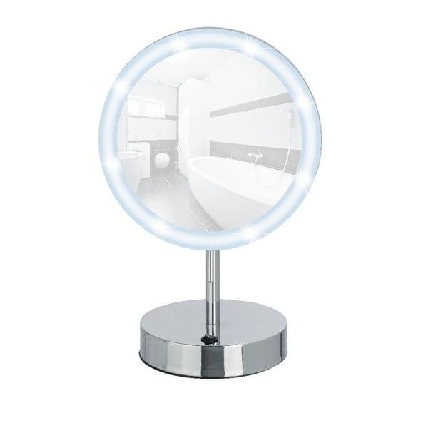 Kosmetické zrcadlo s LED světlem Aura