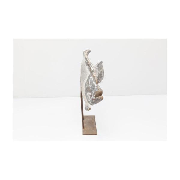 Statuetă decorativă Kare Design Pesca, înălțime 67 cm