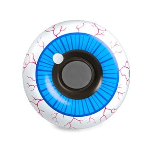 Nafukovací kruh ve tvaru oka Big Mouth Inc.