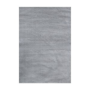 Šedý koberec Eco Rugs Ivor, 133x190cm