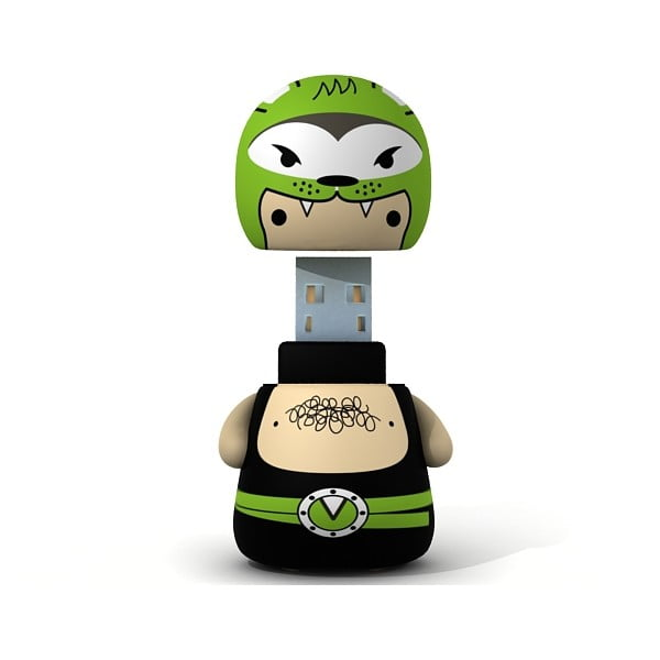 USB flash disk Greenwolf, 8 GB