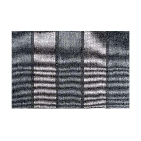 Vlněný koberec Millenium Grey, 140x200 cm