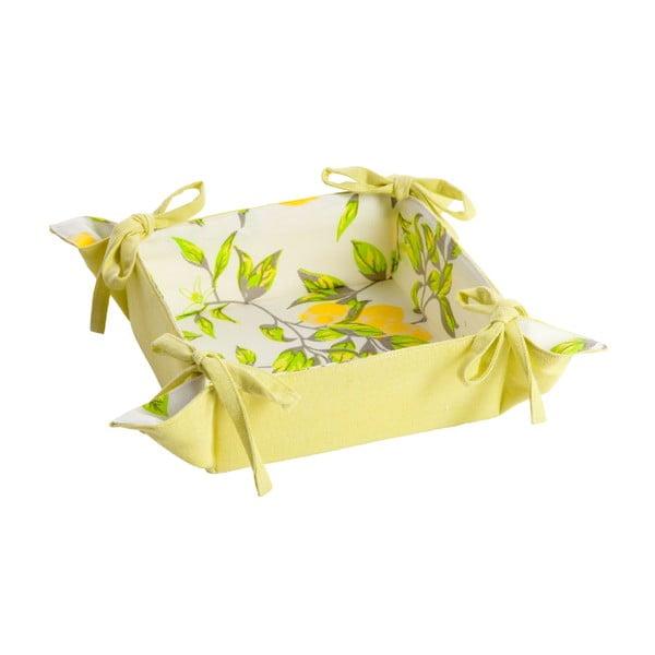 Košík na pečivo Lemon