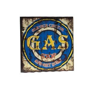 Cedule na zeď Novita Gas