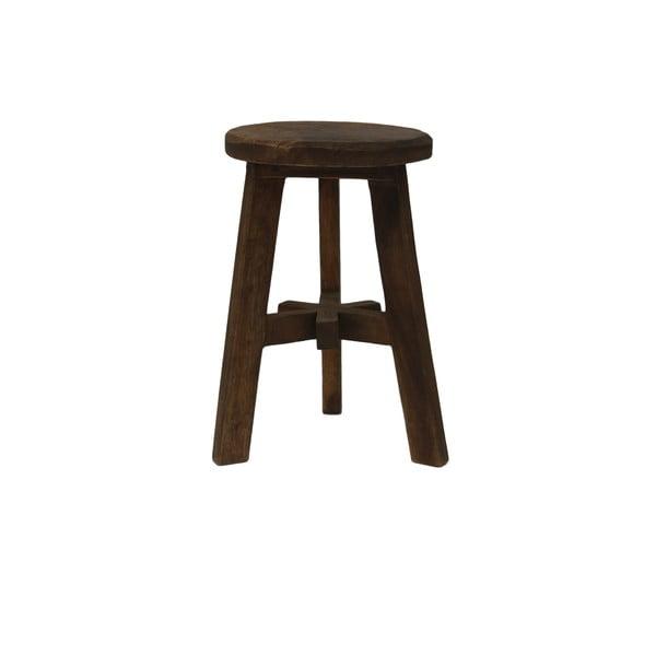 Stolička z týkového dřeva HSM collection