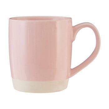 Cană din ceramică Premier Housewares, 370 ml, roz de la Premier Housewares