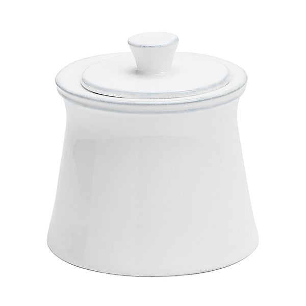 Keramická cukřenka Friso  500 ml, bílá