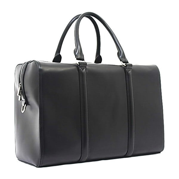 Taška/kabelka Bobby Black - černá, 45x30 cm
