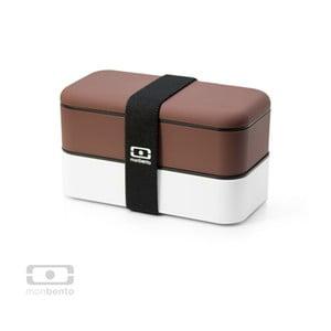 MB Original Bento Choco/White