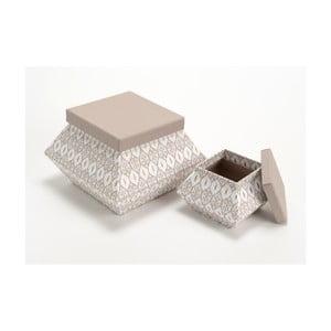 Sada 2 krabiček Amadeus Ehtnic