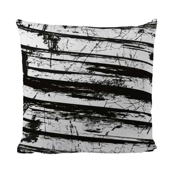 Polštářek Black Shake Cracking, 50x50 cm